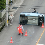 横転した車は廃車にするしかない?