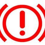 ブレーキの警告ランプが消えない5つの原因と対処方法