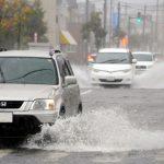 台風で車が浸水した!冠水で廃車になる3つの理由
