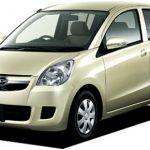 車買取ガリバーに22年式「ダイハツ・ミラ」を25万円で売却