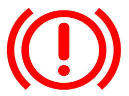 サイドブレーキの警告ランプが消えない5つの原因と対処方法