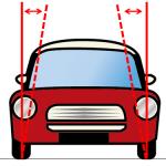 車のタイヤが偏摩耗する5つの原因