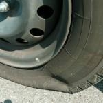 タイヤの適正な空気圧を知る