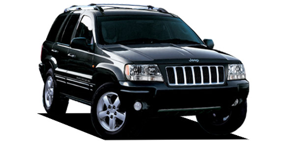 車買取ガリバーに22年式「グランドチェロキー」を25万円で売却