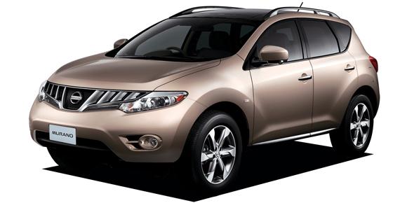 車買取ラビットに21年式「ムラーノ」を115.4万円で売却