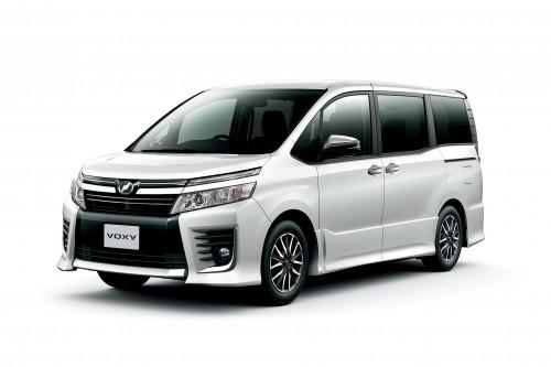 (2017年10月更新)トヨタ・ヴォクシーの買取相場は30万円~180万円